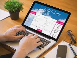 How to book a flight online?